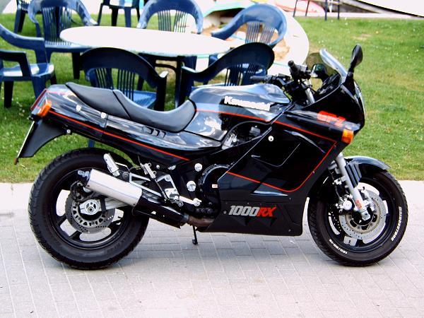 Kawasaki Gpzr