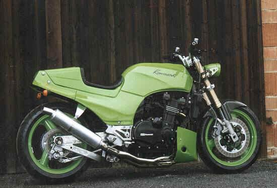 Kawasaki Gpz Parts