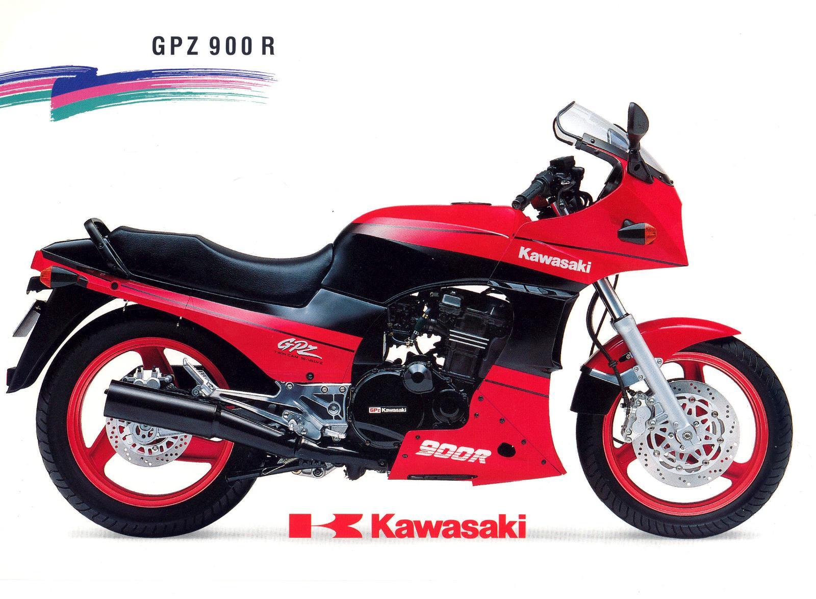 Kawasaki Gpz Review