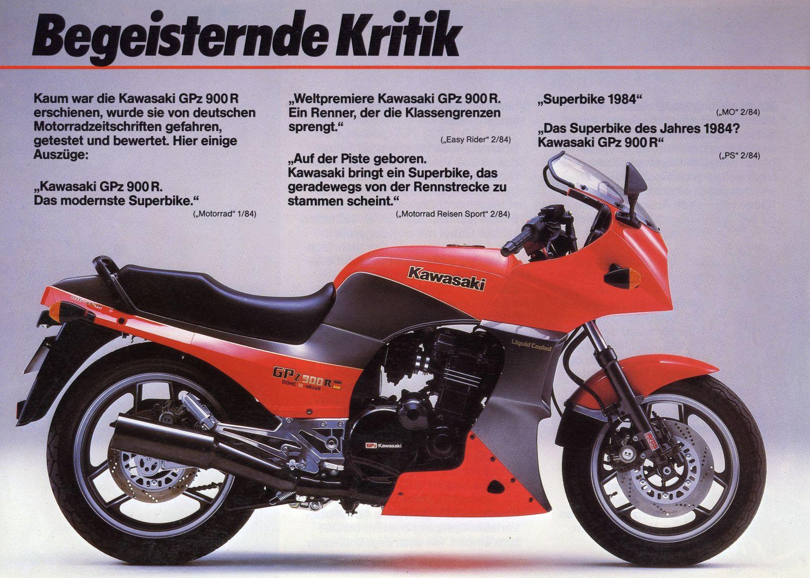 Kawasaki R
